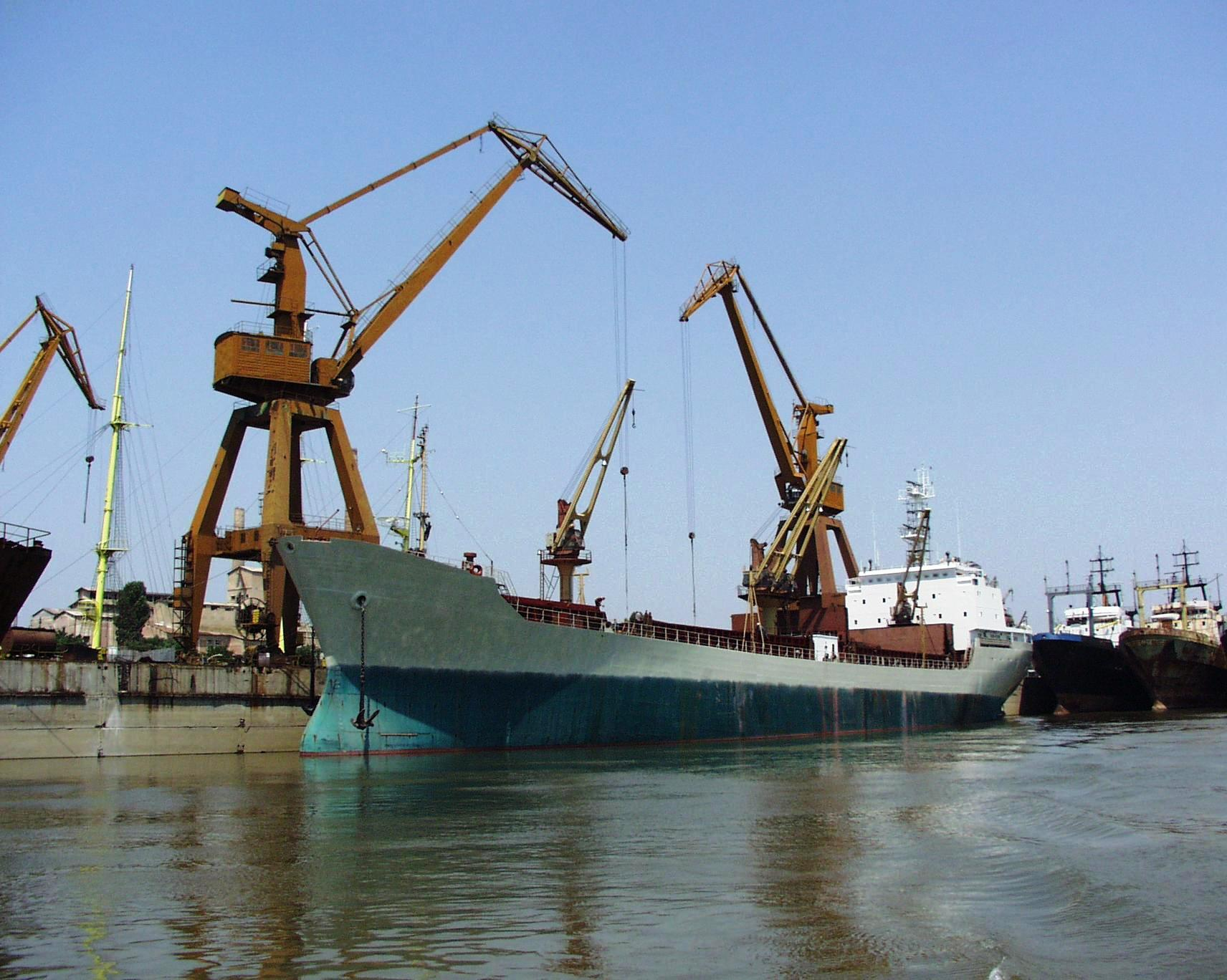 Şantierul Naval Brăila
