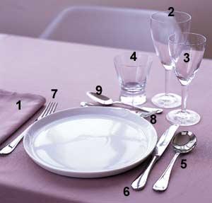 5 Sfaturi utile in aranjarea unei mese