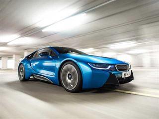 Cum să ieși dintr-un BMW i8