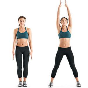 7 minute de exerciţii fizice corecte dimineaţa
