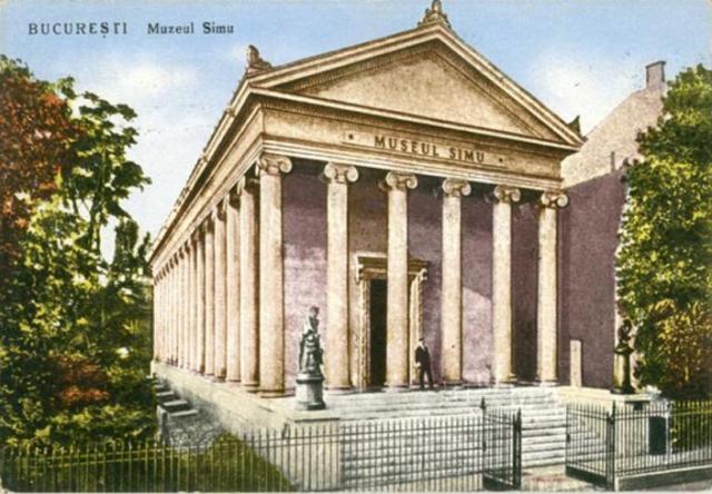 Un muzeu dispărut cu numele unui brăilean uitat: SIMU