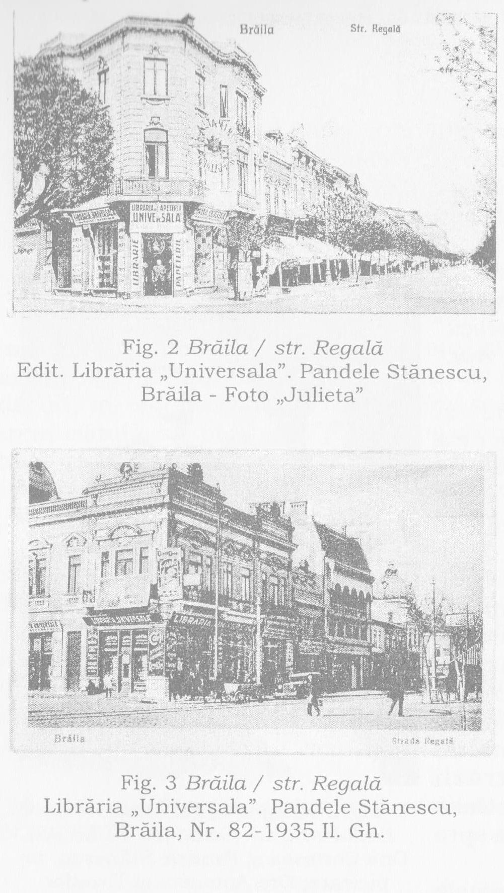 Un alt librar vestit: Pandele Stănescu