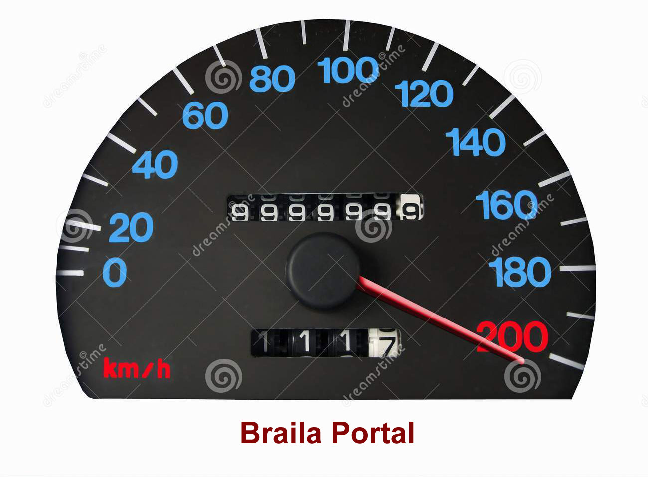 Amendat pentru 208 km/h
