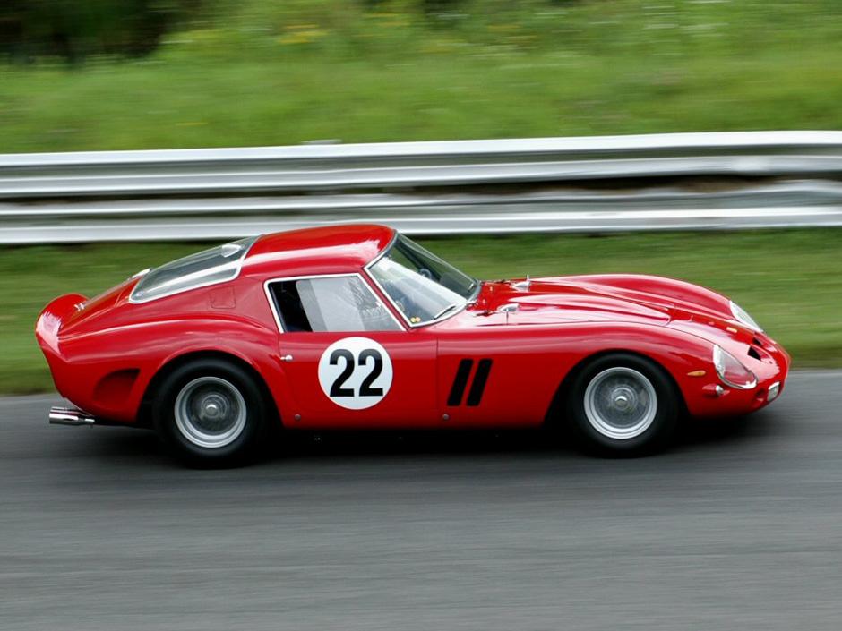 Ferrari 250 GTO - cea mai scumpă maşină din lume