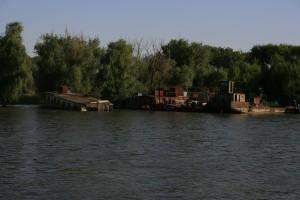 Cai de acces Braila - calea fluviala