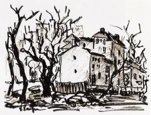 peisaj-in-cotroceni-vasile-parizescu