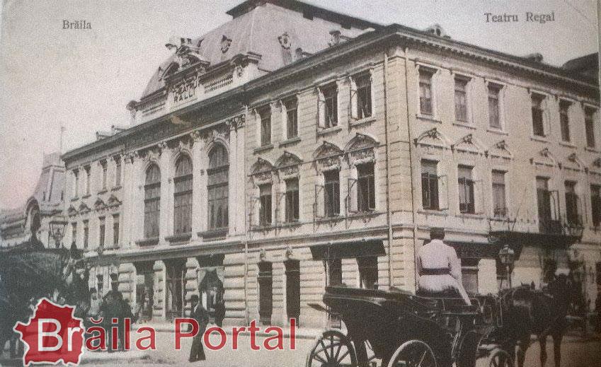 Casa Rally devine Teatrul Maria Filotti