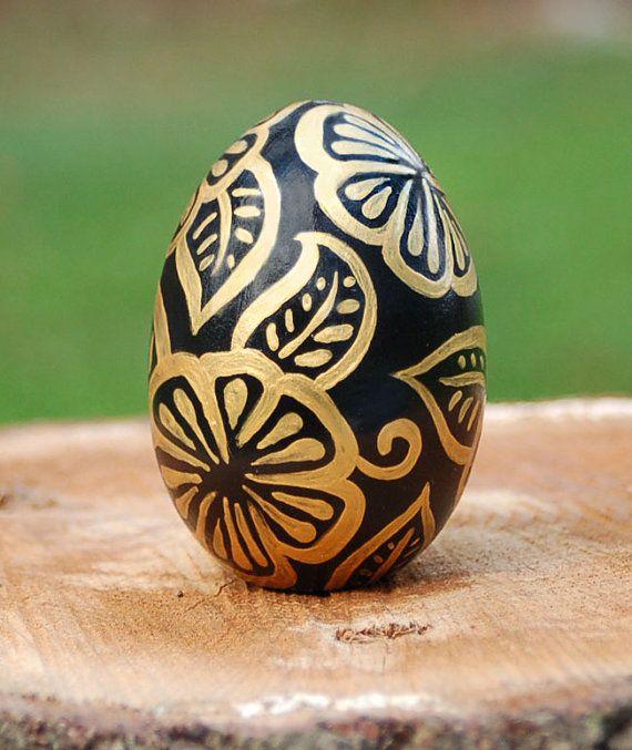 Decorarea ouălor de paşte acasă