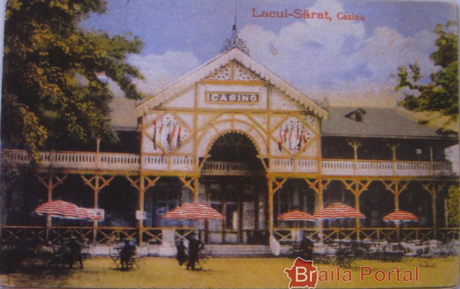 Cazino-Lacul-Sarat