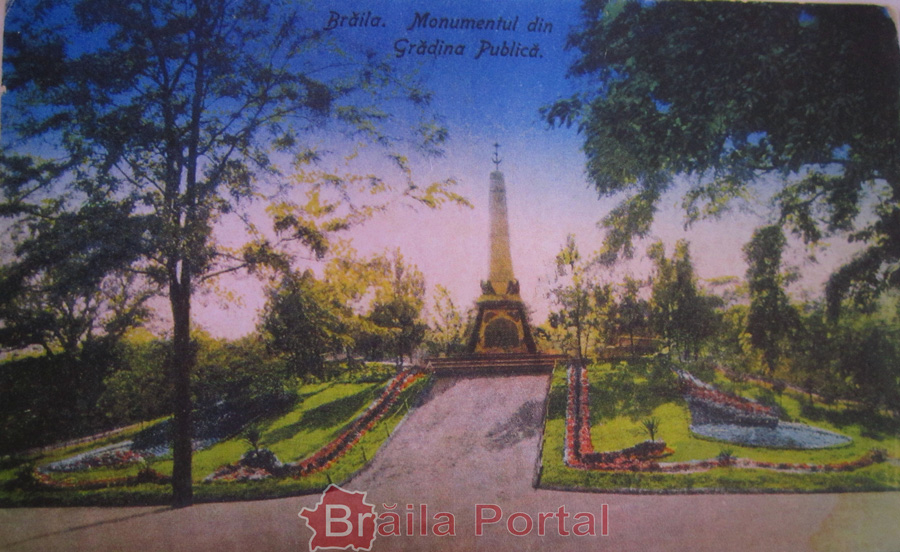 Monumentul-din-Gradina-Publica