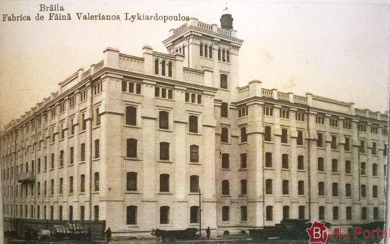 Fabrica de făină Valerianos Lykiardopoulos