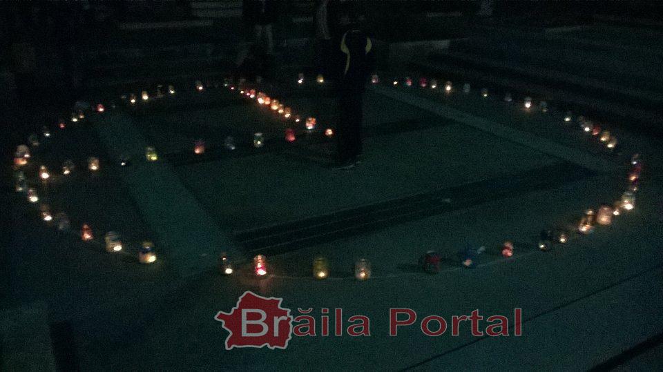 Photo of Aşa au sărbătorit brăilenii ORA PĂMÂNTULUI