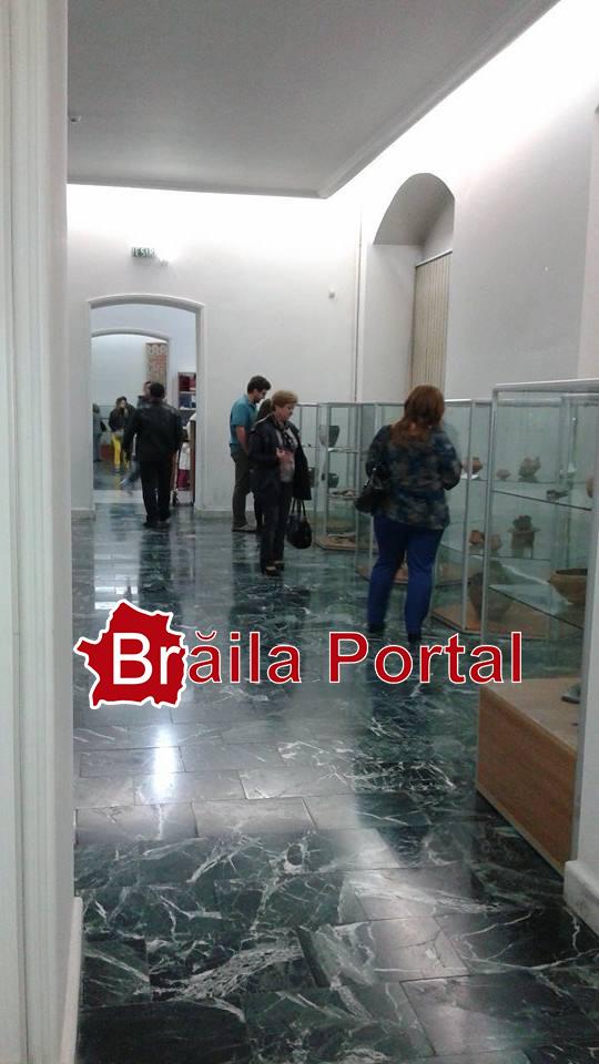 Photo of Aşa a fost Noaptea Muzeelor la Brăila