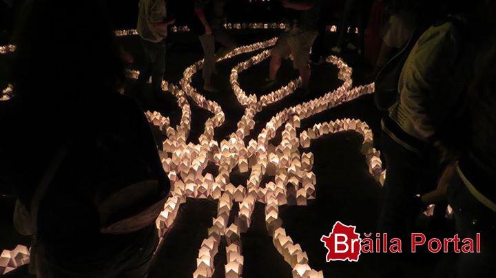 Festivalul luminii Brăila