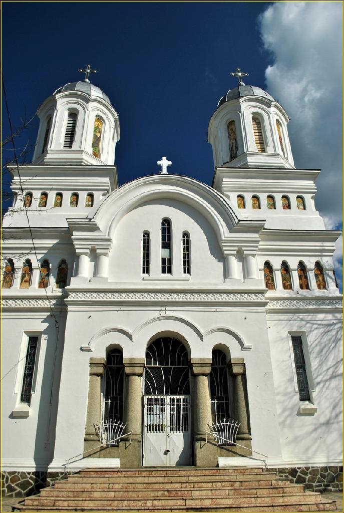 Biserica Adormirea Maicii Domnului Brăila