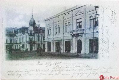 Marele Hotel Frances devine Muzeul Brăilei