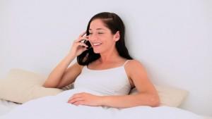 vorbitul la telefon