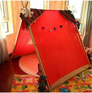 Free-Shipping-Kids-Indian-font-b-Tent-b-font-Cotton-Game-Room-font-b-Children-b