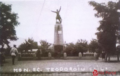 Monumentul Ecaterina Teodoroiu