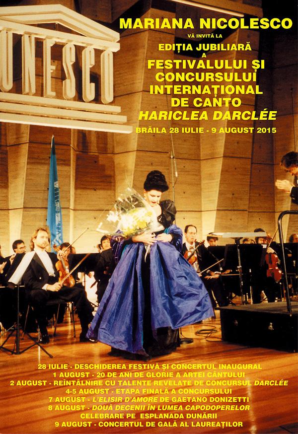 Photo of Concursul Internațional de Canto Hariclea Darclee