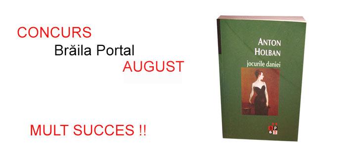 Concurs Brăila Portal - August