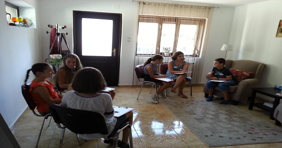 UNICUL CURS DE VORBIT IN PUBLIC PENTRU COPIII DIN BRAILA !!!