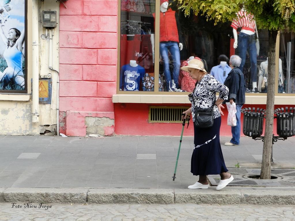 Photo of La plimbare prin Brăila cu Dl. Nicu Iorga – I