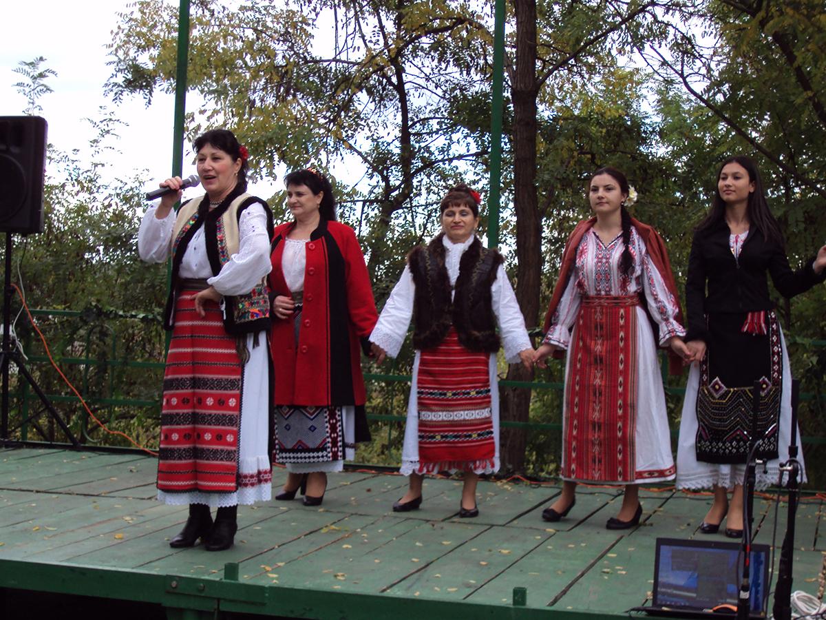 Photo of La Festivalul Florilor cu DL. Nicu Iorga