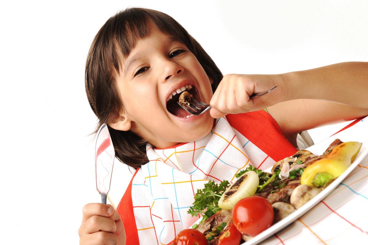Mâncare sănătoasă pentru copii