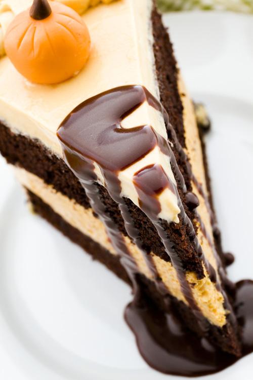 Photo of Tort cu dovleac şi ciocolată