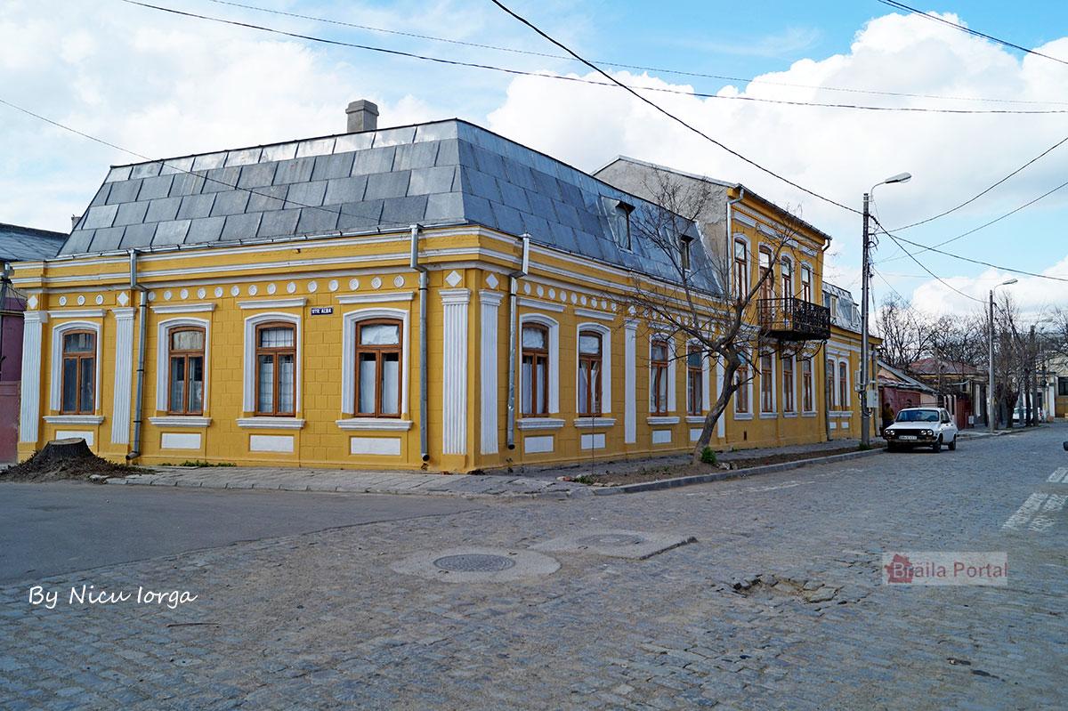 Pe străzile din zona Cetății Brăila cu DL. Nicu Iorga