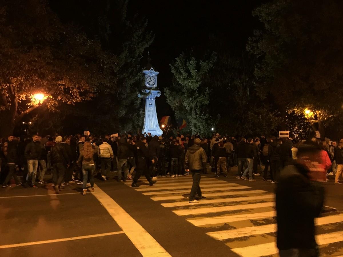 Photo of Și brăilenii au ieșit să protesteze