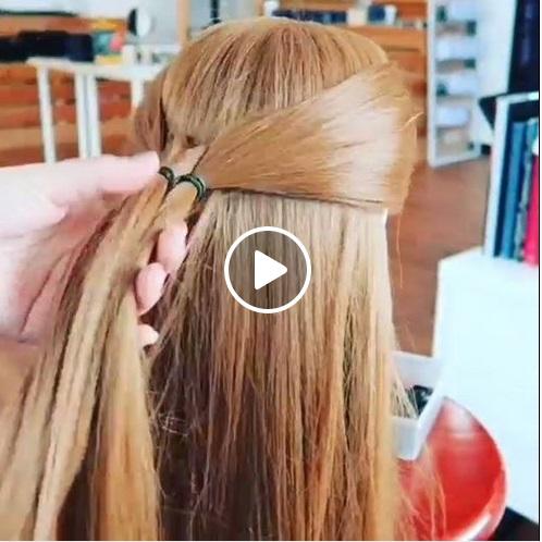O nouă modalitate de a-ţi aranja părul