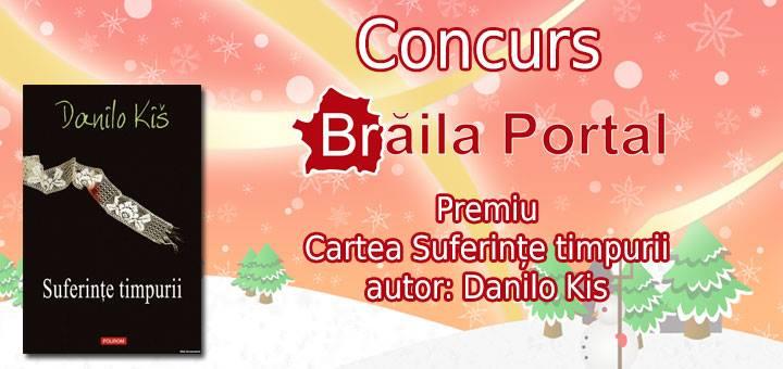 CONCURS Brăila Portal - DECEMBRIE