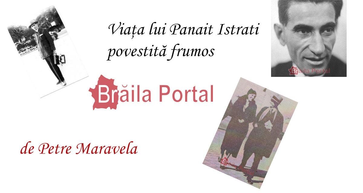 Photo of Viaţa lui Panait Istrati povestită frumos