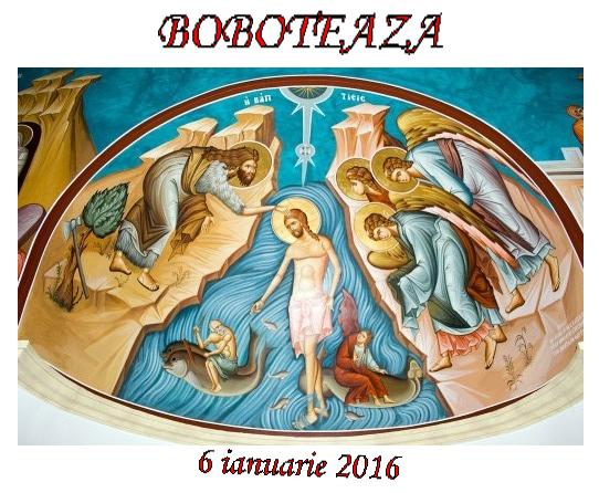 Photo of Program Bobotează Brăila – 6 ianuarie 2016