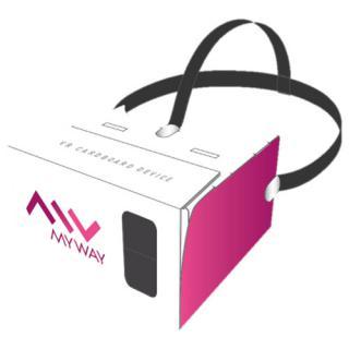 MY WAY Ochelari Inteligenti VR Glass