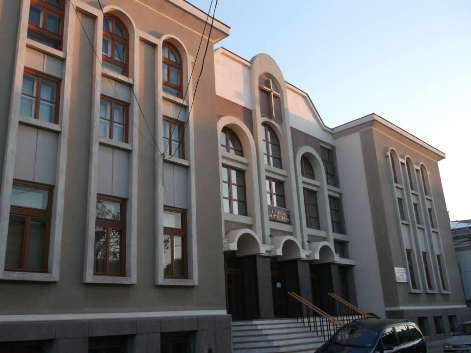 Biserica Crestina Sf.Treime