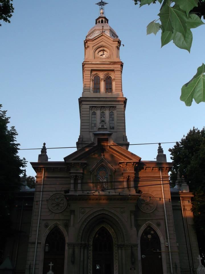 Biserica Sf Nicolae Braila