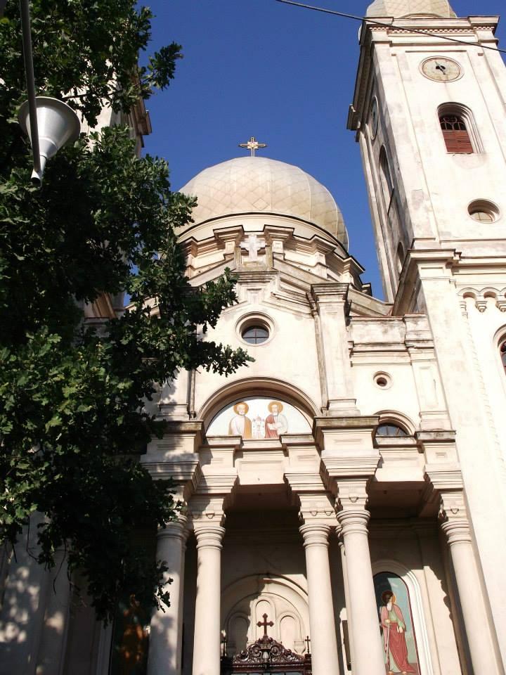 Biserica Sf. Apostoli Petru si Pavel