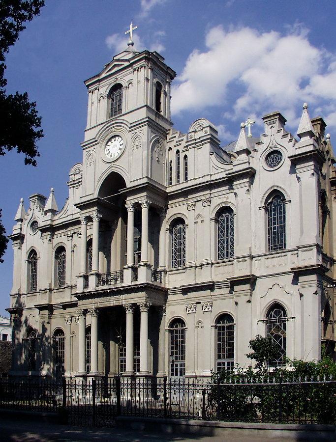 """Biserica Greacă """"Buna Vestire"""""""