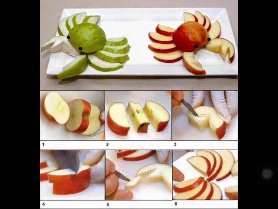 Aranjamente culinare ieșite din comun - partea IV