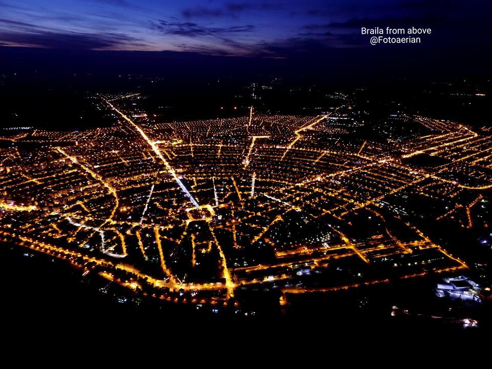 Photo of Brăila văzută din nori by Cătălin Voinea – Part VIII