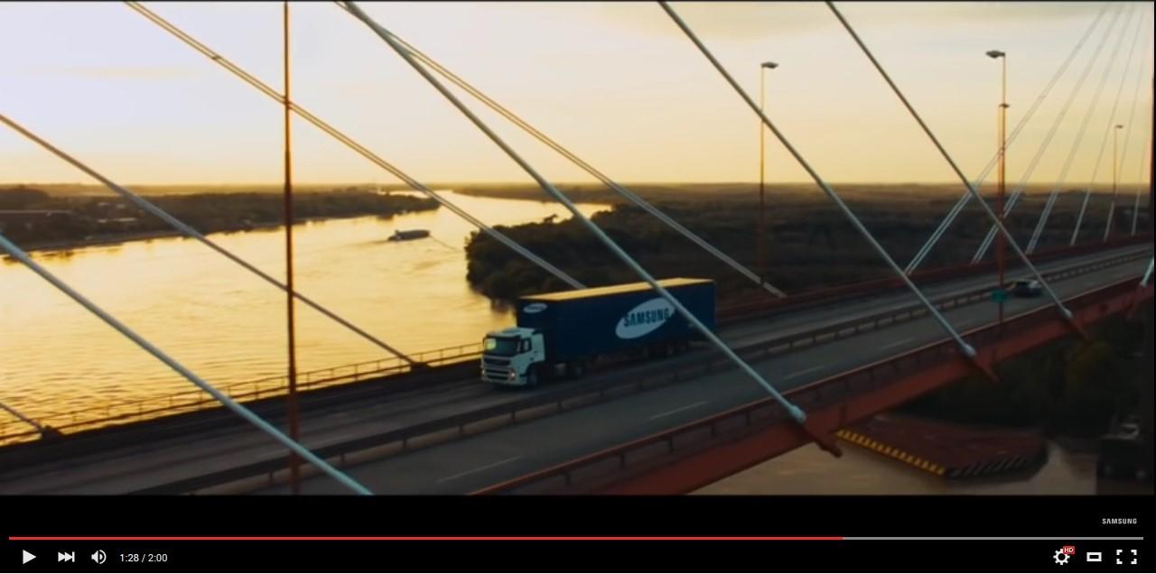 Un camion ce poate salva vieți