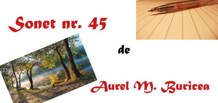Sonete pentru Brăileni de Aurel M. Buricea (sonet nr. 45)