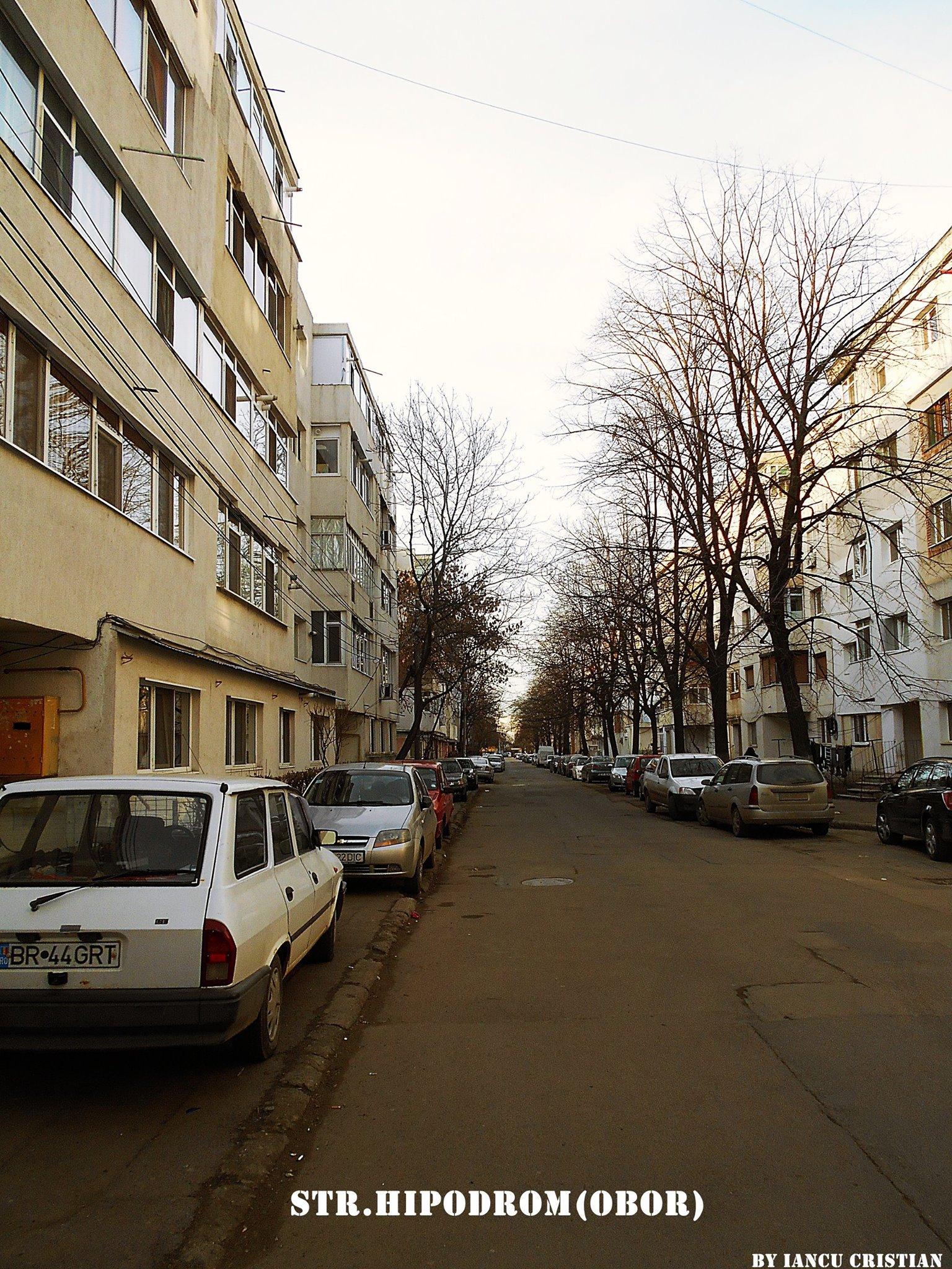 Ne plimbăm puțin și prin cartierul Obor - Brăila
