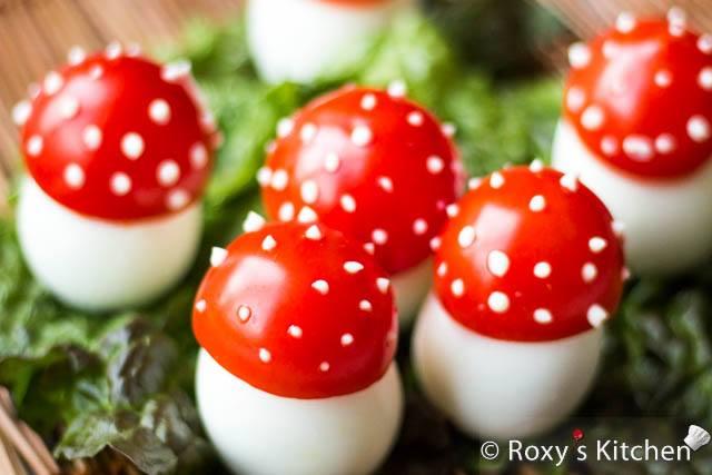 Ouă fierte reinventate !