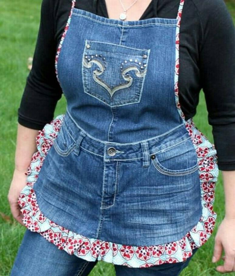 Photo of Transformă blugii vechi în obiecte de care te folosești zilnic
