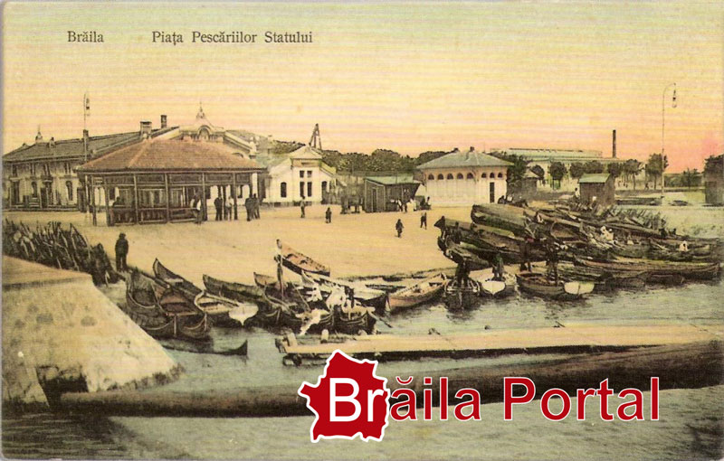 PORTUL BRĂILA de Petre Maravela – Episodul XXI