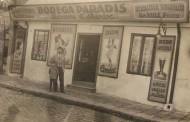 """Restaurantul """"Paradis din Brăila"""" în 1932"""